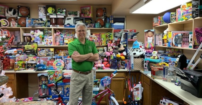 Toy Drive 2020 image